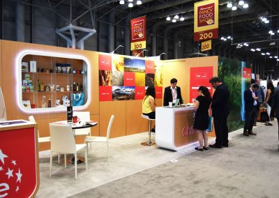 ProChile en la Summer Fancy Food en New York