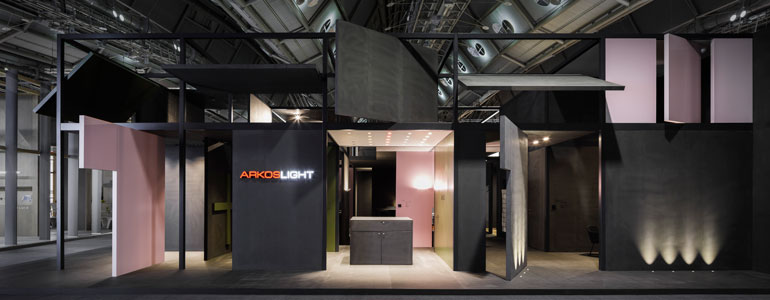 Dylunio en Light + Building 2018: lighting experience